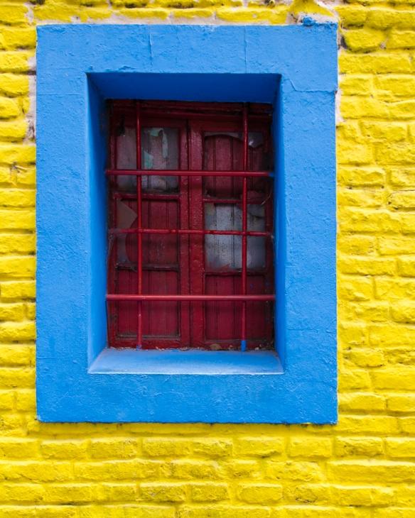 La Boca Buenos Aires - Colourful Houses